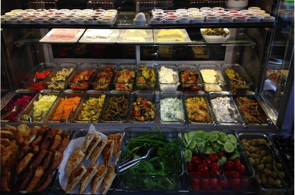 salata bufe